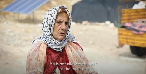 تقرير حول الظلم المزدوج الذي تواجهنه النساء في فلسطين