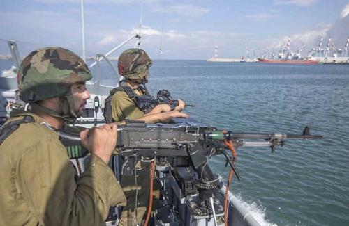 تصريح صحفي صادر عن لجان الصيادين في محافظات قطاع غزة