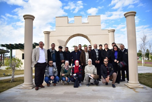 UAWC and FAO organize a reciprocal visit to Antalya, in coordination with the Turkish Ministry of Agriculture