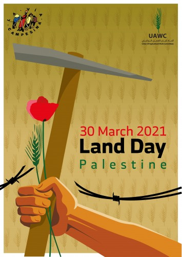 Land Day: overview of struggles and violations imposed upon Palestinian farmers, fisherpersons, and herders.