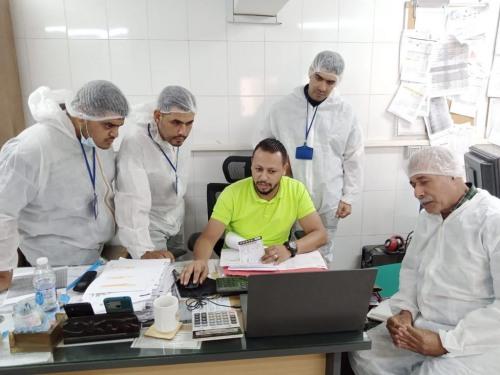 العمل الزراعي بغزة يرسل نخبة من المهندسين في بعثة علمية لجمهورية مصر العربية