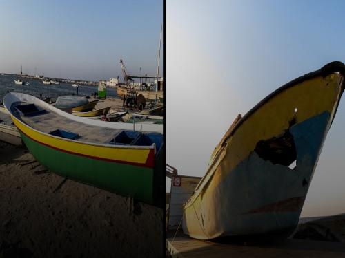 العمل الزراعي بغزة ينتهي من صيانة 20 قارب صيد من القوارب المفرج عنها من قبل الاحتلال