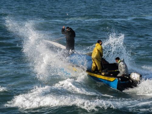 العمل الزراعي يرصد 9 انتهاكات من قبل قوات الاحتلال بحق الصيادين خلال يناير 2021