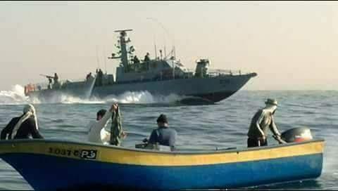 العمل الزراعي يرصد 17 انتهاكا بحق الصيادين من قبل الاحتلال خلال مارس 2020