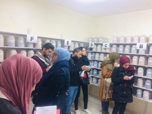 The Municipal Seed Bank is expanding its activities in various regions of the West Bank