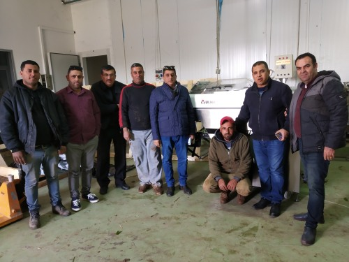 UAWC supplies packing machines to agricultural cooperatives