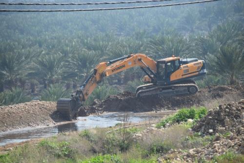 العمل الزراعي يرصد اقتلاع 130 شجرة وعشرات الاعتداءات خلال شهر شباط