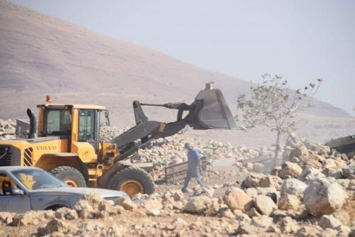تقرير اعتداءات جيش الاحتلال ومستوطنيه على القطاع الزراعي الفلسطيني في الضفة الغربية وقطاع غزة  أيلول\2020