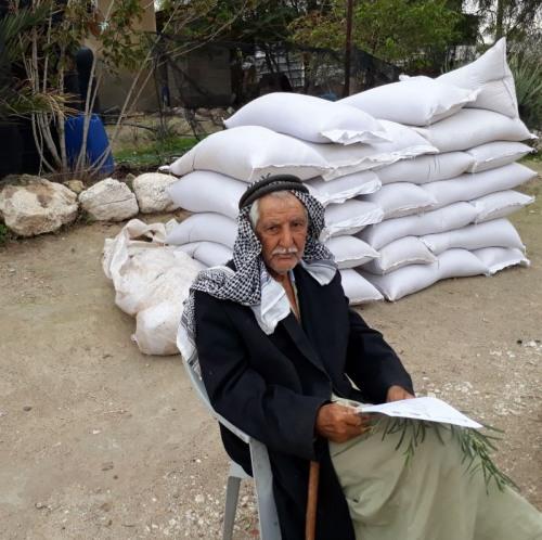 العمل الزراعي ينهي توزيع أكثر من 30 ألف كغم من البذار في الأغوار