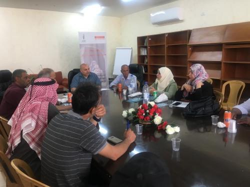 مزارعو الأغوار يطالبون الحكومة الفلسطينية بدعم صمودهم