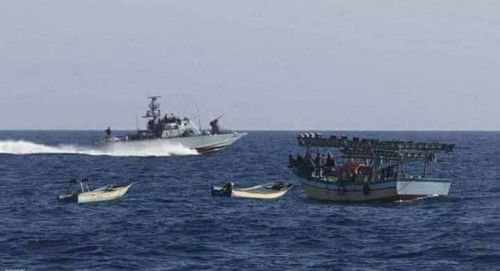 العمل الزراعي يرصد 20 انتهاكا من قبل قوات الاحتلال بحق الصيادين خلال يوليو 2020