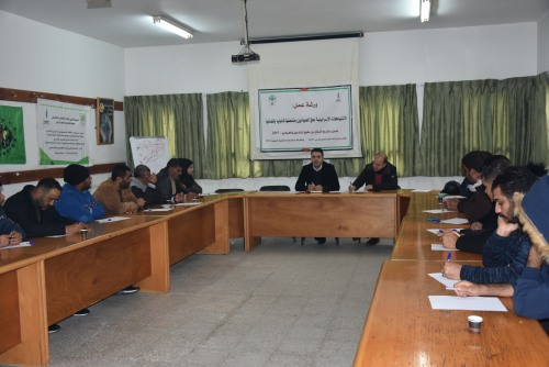 خلال ورشة عمل نظماها العمل الزراعي ومركز الميزان يطالبان بتوفير الحماية القانونية للصيادين في قطاع غزة