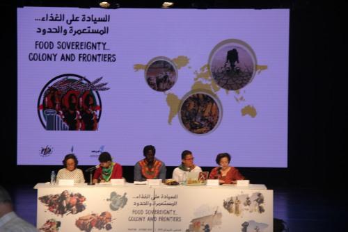 المؤتمر الدولي السيادة على الغذاء .. المستعمرة والحدود