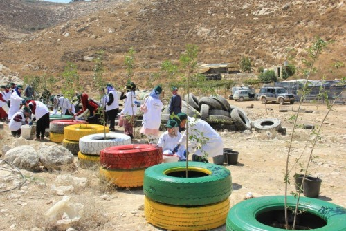 UAWC concludes the activities of the third 'plant a generation that constructs a nation' summer camp