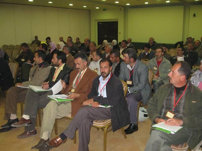 عقد اتحاد لجان العمل الزراعي المؤتمر الاول للجان الزراعية